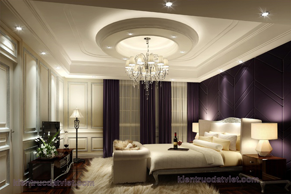 thiết kế nội thất biệt thự, chung cư đẹp, sang trọng